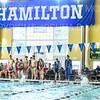 12/1/18 11:22:03 AM Swimming and Diving:  Hamilton College Invitational at Bristol Pool, Hamilton College, Clinton, NY <br /> <br /> Photo by Josh McKee