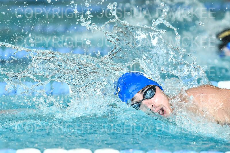 12/1/18 12:02:16 PM Swimming and Diving:  Hamilton College Invitational at Bristol Pool, Hamilton College, Clinton, NY <br /> <br /> Photo by Josh McKee
