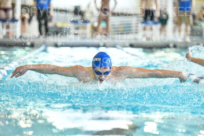 12/1/18 11:31:32 AM Swimming and Diving:  Hamilton College Invitational at Bristol Pool, Hamilton College, Clinton, NY <br /> <br /> Photo by Josh McKee