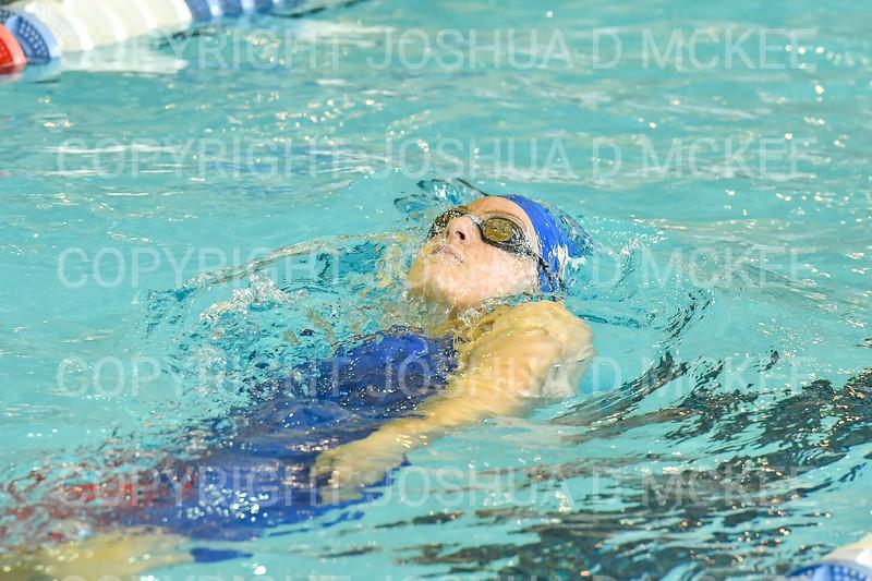 12/1/18 10:32:23 AM Swimming and Diving:  Hamilton College Invitational at Bristol Pool, Hamilton College, Clinton, NY <br /> <br /> Photo by Josh McKee