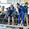 12/1/18 11:22:04 AM Swimming and Diving:  Hamilton College Invitational at Bristol Pool, Hamilton College, Clinton, NY <br /> <br /> Photo by Josh McKee