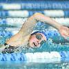 12/1/18 11:43:30 AM Swimming and Diving:  Hamilton College Invitational at Bristol Pool, Hamilton College, Clinton, NY <br /> <br /> Photo by Josh McKee