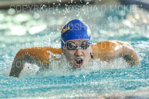 12/1/18 10:43:39 AM Swimming and Diving:  Hamilton College Invitational at Bristol Pool, Hamilton College, Clinton, NY <br /> <br /> Photo by Josh McKee