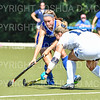 Hamilton College forward Sarah Pierpont (4)<br /> <br /> 9/16/18 1:19:40 PM Women's Field Hockey:  #1 Middlebury College vs #16 Hamilton College, at Goodfriend Field, Hamilton College, Clinton, NY<br /> <br /> Final: Middlebury 4  Hamilton 0<br /> <br /> Photo by Josh McKee