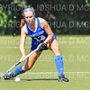 Hamilton College D/M Molly Banks (13)<br /> <br /> 9/16/18 1:16:30 PM Women's Field Hockey:  #1 Middlebury College vs #16 Hamilton College, at Goodfriend Field, Hamilton College, Clinton, NY<br /> <br /> Final: Middlebury 4  Hamilton 0<br /> <br /> Photo by Josh McKee