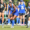 Hamilton College defender Kathryn Craine (17)<br /> <br /> 9/16/18 1:21:20 PM Women's Field Hockey:  #1 Middlebury College vs #16 Hamilton College, at Goodfriend Field, Hamilton College, Clinton, NY<br /> <br /> Final: Middlebury 4  Hamilton 0<br /> <br /> Photo by Josh McKee