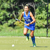 Hamilton College D/M Anna Villamil (28)<br /> <br /> 9/16/18 1:08:34 PM Women's Field Hockey:  #1 Middlebury College vs #16 Hamilton College, at Goodfriend Field, Hamilton College, Clinton, NY<br /> <br /> Final: Middlebury 4  Hamilton 0<br /> <br /> Photo by Josh McKee