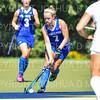 Hamilton College M Lizzie Clarke (7)<br /> <br /> 9/16/18 1:04:05 PM Women's Field Hockey:  #1 Middlebury College vs #16 Hamilton College, at Goodfriend Field, Hamilton College, Clinton, NY<br /> <br /> Final: Middlebury 4  Hamilton 0<br /> <br /> Photo by Josh McKee