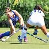 Hamilton College D/M Keeley Duran (3)<br /> <br /> 9/16/18 12:59:41 PM Women's Field Hockey:  #1 Middlebury College vs #16 Hamilton College, at Goodfriend Field, Hamilton College, Clinton, NY<br /> <br /> Final: Middlebury 4  Hamilton 0<br /> <br /> Photo by Josh McKee