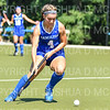 Hamilton College forward Sarah Pierpont (4)<br /> <br /> 9/16/18 1:19:45 PM Women's Field Hockey:  #1 Middlebury College vs #16 Hamilton College, at Goodfriend Field, Hamilton College, Clinton, NY<br /> <br /> Final: Middlebury 4  Hamilton 0<br /> <br /> Photo by Josh McKee