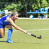 Hamilton College forward Sarah Pierpont (4)<br /> <br /> 9/16/18 1:19:46 PM Women's Field Hockey:  #1 Middlebury College vs #16 Hamilton College, at Goodfriend Field, Hamilton College, Clinton, NY<br /> <br /> Final: Middlebury 4  Hamilton 0<br /> <br /> Photo by Josh McKee