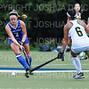 Hamilton College M Lizzie Clarke (7)<br /> <br /> 9/11/18 6:41:02 PM Women's Field Hockey:  Skidmore College vs #16 Hamilton College, at Goodfriend Field, Hamilton College, Clinton, NY<br /> <br /> Final: Skidmore 1  Hamilton 4<br /> <br /> Photo by Josh McKee
