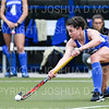 Hamilton College D/M Cat Donahue (22)<br /> <br /> 9/11/18 6:39:16 PM Women's Field Hockey:  Skidmore College vs #16 Hamilton College, at Goodfriend Field, Hamilton College, Clinton, NY<br /> <br /> Final: Skidmore 1  Hamilton 4<br /> <br /> Photo by Josh McKee