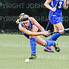Hamilton College M Lizzie Clarke (7)<br /> <br /> 9/11/18 6:54:38 PM Women's Field Hockey:  Skidmore College vs #16 Hamilton College, at Goodfriend Field, Hamilton College, Clinton, NY<br /> <br /> Final: Skidmore 1  Hamilton 4<br /> <br /> Photo by Josh McKee