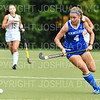 Hamilton College forward Sarah Pierpont (4)<br /> <br /> 9/11/18 6:01:58 PM Women's Field Hockey:  Skidmore College vs #16 Hamilton College, at Goodfriend Field, Hamilton College, Clinton, NY<br /> <br /> Final: Skidmore 1  Hamilton 4<br /> <br /> Photo by Josh McKee