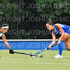 Hamilton College forward Sarah Stinebaugh (19)<br /> <br /> 9/11/18 5:41:38 PM Women's Field Hockey:  Skidmore College vs #16 Hamilton College, at Goodfriend Field, Hamilton College, Clinton, NY<br /> <br /> Final: Skidmore 1  Hamilton 4<br /> <br /> Photo by Josh McKee