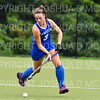 Hamilton College D/M Keeley Duran (3)<br /> <br /> 9/11/18 6:08:41 PM Women's Field Hockey:  Skidmore College vs #16 Hamilton College, at Goodfriend Field, Hamilton College, Clinton, NY<br /> <br /> Final: Skidmore 1  Hamilton 4<br /> <br /> Photo by Josh McKee