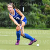 Hamilton College D/M Keeley Duran (3)<br /> <br /> 9/11/18 6:05:33 PM Women's Field Hockey:  Skidmore College vs #16 Hamilton College, at Goodfriend Field, Hamilton College, Clinton, NY<br /> <br /> Final: Skidmore 1  Hamilton 4<br /> <br /> Photo by Josh McKee