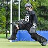 Hamilton College goalkeeper Maggie Reville (16)<br /> <br /> 9/11/18 5:00:43 PM Women's Field Hockey:  Skidmore College vs #16 Hamilton College, at Goodfriend Field, Hamilton College, Clinton, NY<br /> <br /> Final: Skidmore 1  Hamilton 4<br /> <br /> Photo by Josh McKee