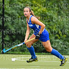 Hamilton College defender Brooke Talsania (2)<br /> <br /> 9/11/18 6:05:27 PM Women's Field Hockey:  Skidmore College vs #16 Hamilton College, at Goodfriend Field, Hamilton College, Clinton, NY<br /> <br /> Final: Skidmore 1  Hamilton 4<br /> <br /> Photo by Josh McKee
