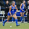 Hamilton College forward Sarah Pierpont (4)<br /> <br /> 9/11/18 6:47:58 PM Women's Field Hockey:  Skidmore College vs #16 Hamilton College, at Goodfriend Field, Hamilton College, Clinton, NY<br /> <br /> Final: Skidmore 1  Hamilton 4<br /> <br /> Photo by Josh McKee