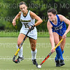 Hamilton College D/M Cat Donahue (22)<br /> <br /> 9/11/18 5:59:23 PM Women's Field Hockey:  Skidmore College vs #16 Hamilton College, at Goodfriend Field, Hamilton College, Clinton, NY<br /> <br /> Final: Skidmore 1  Hamilton 4<br /> <br /> Photo by Josh McKee