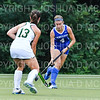 Hamilton College forward Sarah Pierpont (4)<br /> <br /> 9/11/18 6:54:57 PM Women's Field Hockey:  Skidmore College vs #16 Hamilton College, at Goodfriend Field, Hamilton College, Clinton, NY<br /> <br /> Final: Skidmore 1  Hamilton 4<br /> <br /> Photo by Josh McKee