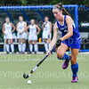 Hamilton College D/M Keeley Duran (3)<br /> <br /> 9/11/18 6:39:19 PM Women's Field Hockey:  Skidmore College vs #16 Hamilton College, at Goodfriend Field, Hamilton College, Clinton, NY<br /> <br /> Final: Skidmore 1  Hamilton 4<br /> <br /> Photo by Josh McKee
