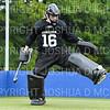 Hamilton College goalkeeper Maggie Reville (16)<br /> <br /> 9/11/18 5:00:48 PM Women's Field Hockey:  Skidmore College vs #16 Hamilton College, at Goodfriend Field, Hamilton College, Clinton, NY<br /> <br /> Final: Skidmore 1  Hamilton 4<br /> <br /> Photo by Josh McKee