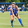Hamilton College M Lizzie Clarke (7)<br /> <br /> 9/11/18 6:08:11 PM Women's Field Hockey:  Skidmore College vs #16 Hamilton College, at Goodfriend Field, Hamilton College, Clinton, NY<br /> <br /> Final: Skidmore 1  Hamilton 4<br /> <br /> Photo by Josh McKee