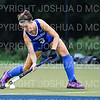 Hamilton College D/M Keeley Duran (3)<br /> <br /> 9/11/18 6:56:28 PM Women's Field Hockey:  Skidmore College vs #16 Hamilton College, at Goodfriend Field, Hamilton College, Clinton, NY<br /> <br /> Final: Skidmore 1  Hamilton 4<br /> <br /> Photo by Josh McKee