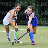 Hamilton College D/M Keeley Duran (3)<br /> <br /> 9/11/18 6:59:40 PM Women's Field Hockey:  Skidmore College vs #16 Hamilton College, at Goodfriend Field, Hamilton College, Clinton, NY<br /> <br /> Final: Skidmore 1  Hamilton 4<br /> <br /> Photo by Josh McKee
