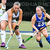 Hamilton College forward Maddie Beitler (23)<br /> <br /> 9/11/18 6:54:41 PM Women's Field Hockey:  Skidmore College vs #16 Hamilton College, at Goodfriend Field, Hamilton College, Clinton, NY<br /> <br /> Final: Skidmore 1  Hamilton 4<br /> <br /> Photo by Josh McKee