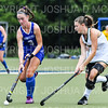 Hamilton College D/M Keeley Duran (3)<br /> <br /> 9/11/18 6:39:20 PM Women's Field Hockey:  Skidmore College vs #16 Hamilton College, at Goodfriend Field, Hamilton College, Clinton, NY<br /> <br /> Final: Skidmore 1  Hamilton 4<br /> <br /> Photo by Josh McKee