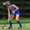 Hamilton College forward Tatiana Bradley (10)<br /> <br /> 9/11/18 5:58:51 PM Women's Field Hockey:  Skidmore College vs #16 Hamilton College, at Goodfriend Field, Hamilton College, Clinton, NY<br /> <br /> Final: Skidmore 1  Hamilton 4<br /> <br /> Photo by Josh McKee