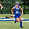 Hamilton College forward Tatiana Bradley (10)<br /> <br /> 9/11/18 5:58:35 PM Women's Field Hockey:  Skidmore College vs #16 Hamilton College, at Goodfriend Field, Hamilton College, Clinton, NY<br /> <br /> Final: Skidmore 1  Hamilton 4<br /> <br /> Photo by Josh McKee