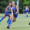 Hamilton College D/M Keeley Duran (3)<br /> <br /> 9/11/18 6:39:22 PM Women's Field Hockey:  Skidmore College vs #16 Hamilton College, at Goodfriend Field, Hamilton College, Clinton, NY<br /> <br /> Final: Skidmore 1  Hamilton 4<br /> <br /> Photo by Josh McKee
