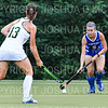 Hamilton College forward Sarah Pierpont (4)<br /> <br /> 9/11/18 6:54:56 PM Women's Field Hockey:  Skidmore College vs #16 Hamilton College, at Goodfriend Field, Hamilton College, Clinton, NY<br /> <br /> Final: Skidmore 1  Hamilton 4<br /> <br /> Photo by Josh McKee