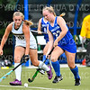 Hamilton College forward Maddie Beitler (23)<br /> <br /> 9/11/18 6:06:48 PM Women's Field Hockey:  Skidmore College vs #16 Hamilton College, at Goodfriend Field, Hamilton College, Clinton, NY<br /> <br /> Final: Skidmore 1  Hamilton 4<br /> <br /> Photo by Josh McKee