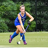 Hamilton College D/M Keeley Duran (3)<br /> <br /> 9/11/18 6:05:30 PM Women's Field Hockey:  Skidmore College vs #16 Hamilton College, at Goodfriend Field, Hamilton College, Clinton, NY<br /> <br /> Final: Skidmore 1  Hamilton 4<br /> <br /> Photo by Josh McKee