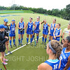Team<br /> <br /> 9/11/18 5:33:31 PM Women's Field Hockey:  Skidmore College vs #16 Hamilton College, at Goodfriend Field, Hamilton College, Clinton, NY<br /> <br /> Final: Skidmore 1  Hamilton 4<br /> <br /> Photo by Josh McKee