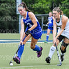 Hamilton College D/M Keeley Duran (3)<br /> <br /> 9/11/18 6:39:21 PM Women's Field Hockey:  Skidmore College vs #16 Hamilton College, at Goodfriend Field, Hamilton College, Clinton, NY<br /> <br /> Final: Skidmore 1  Hamilton 4<br /> <br /> Photo by Josh McKee