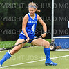 Hamilton College forward Sarah Pierpont (4)<br /> <br /> 9/11/18 6:03:28 PM Women's Field Hockey:  Skidmore College vs #16 Hamilton College, at Goodfriend Field, Hamilton College, Clinton, NY<br /> <br /> Final: Skidmore 1  Hamilton 4<br /> <br /> Photo by Josh McKee
