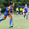 Hamilton College D/M Anna Villamil (28)<br /> <br /> 9/11/18 6:34:09 PM Women's Field Hockey:  Skidmore College vs #16 Hamilton College, at Goodfriend Field, Hamilton College, Clinton, NY<br /> <br /> Final: Skidmore 1  Hamilton 4<br /> <br /> Photo by Josh McKee