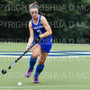 Hamilton College D/M Keeley Duran (3)<br /> <br /> 9/11/18 6:43:10 PM Women's Field Hockey:  Skidmore College vs #16 Hamilton College, at Goodfriend Field, Hamilton College, Clinton, NY<br /> <br /> Final: Skidmore 1  Hamilton 4<br /> <br /> Photo by Josh McKee