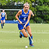 Hamilton College forward Michaela Giuttari (8)<br /> <br /> 9/11/18 6:07:09 PM Women's Field Hockey:  Skidmore College vs #16 Hamilton College, at Goodfriend Field, Hamilton College, Clinton, NY<br /> <br /> Final: Skidmore 1  Hamilton 4<br /> <br /> Photo by Josh McKee