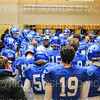 Hamilton College Assistant Coach, Team<br /> <br /> 11/3/18 12:17:27 PM Football--Old Rocking Chair Classic: Middlebury College vs Hamilton College, at Steuben Field, Hamilton College, Clinton, NY<br /> <br /> Final:  Middlebury 35   Hamilton 17 <br /> <br /> Photo by Josh McKee