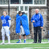Hamilton College head coach Dave Murray<br /> <br /> 11/3/18 12:32:36 PM Football--Old Rocking Chair Classic: Middlebury College vs Hamilton College, at Steuben Field, Hamilton College, Clinton, NY<br /> <br /> Final:  Middlebury 35   Hamilton 17 <br /> <br /> Photo by Josh McKee