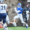 Hamilton College defensive back Colby Jones (2)<br /> <br /> 11/3/18 12:40:41 PM Football--Old Rocking Chair Classic: Middlebury College vs Hamilton College, at Steuben Field, Hamilton College, Clinton, NY<br /> <br /> Final:  Middlebury 35   Hamilton 17 <br /> <br /> Photo by Josh McKee
