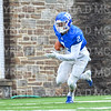 Hamilton College defensive back Colby Jones (2)<br /> <br /> 11/3/18 12:40:39 PM Football--Old Rocking Chair Classic: Middlebury College vs Hamilton College, at Steuben Field, Hamilton College, Clinton, NY<br /> <br /> Final:  Middlebury 35   Hamilton 17 <br /> <br /> Photo by Josh McKee